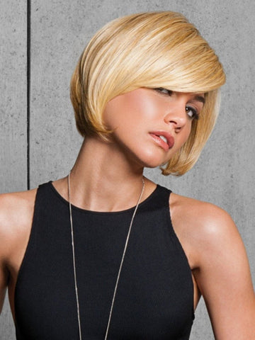 Scape | Short Synthetic Wig (Mono Crown) | 40% OFF
