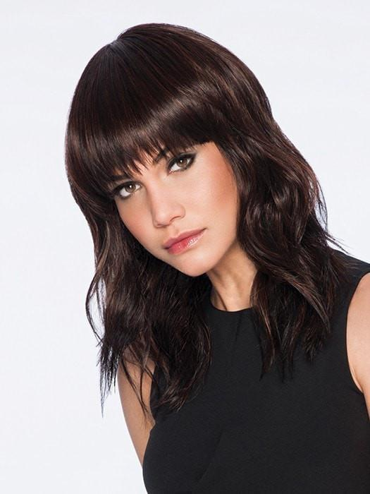 Wave Cut Wig by HairDo | Color: R435S+ Black Cherry