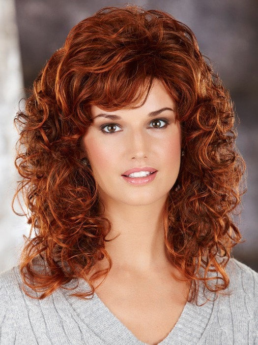 Jenna By Henry Margu Long Curly Wig 70 Off Sale
