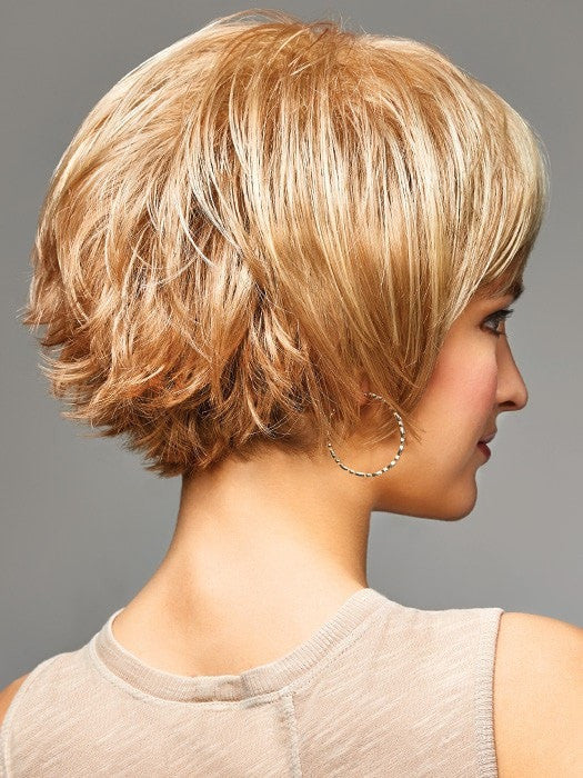 Color 14H = DARK BLONDE / LIGHT WHEAT BLONDE HIGHLIGHTS | Lily by Henry Margu