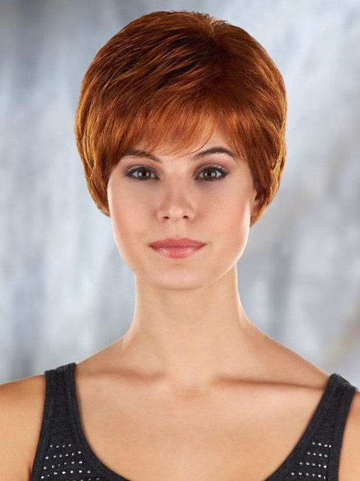 Color 29H = DARK AUBURN / COPPER RED & FIRE RED HIGHLIGHTS | Becky by Henry Margu