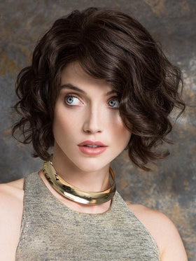 Color ESPRESSO/MIX = Darkest Brown and Dark Brown blend | Delicate by Ellen Wille