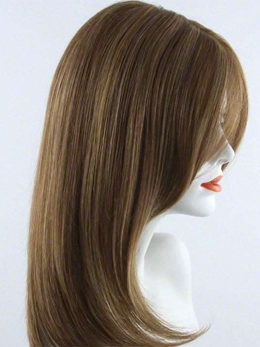 FS27 - Strawberry Syrup  - Golden Red w/ Strawberry Blonde & Honey Blonde Highlights
