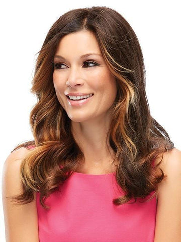 Top Level by Jon Renau | Hair Topper with Lace Front | 40% OFF
