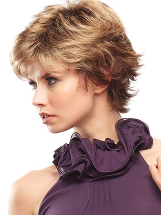 Synthetic Hair: Ready-to-wear, pre-styled and designed to look and feel like natural hair
