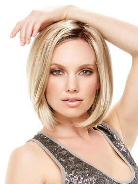 Color 12FS8 = Pecan Praline: Lt Gold Brown/Honey Blonde/Platinum Blonde Blend | Kristen by Jon Renau