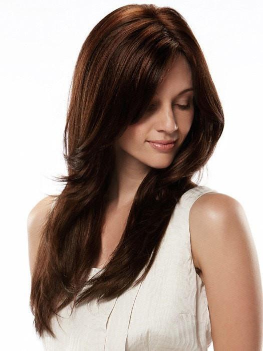 AMANDA by Jon Renau makes long hair easy to wear and fun to work with