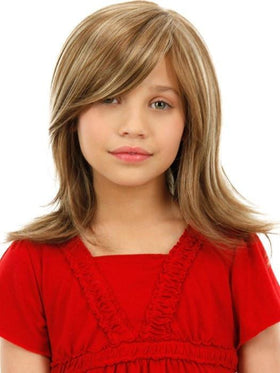 Ashley Childrens Petite by Jon Renau | Synthetic Wig (Mono Crown)