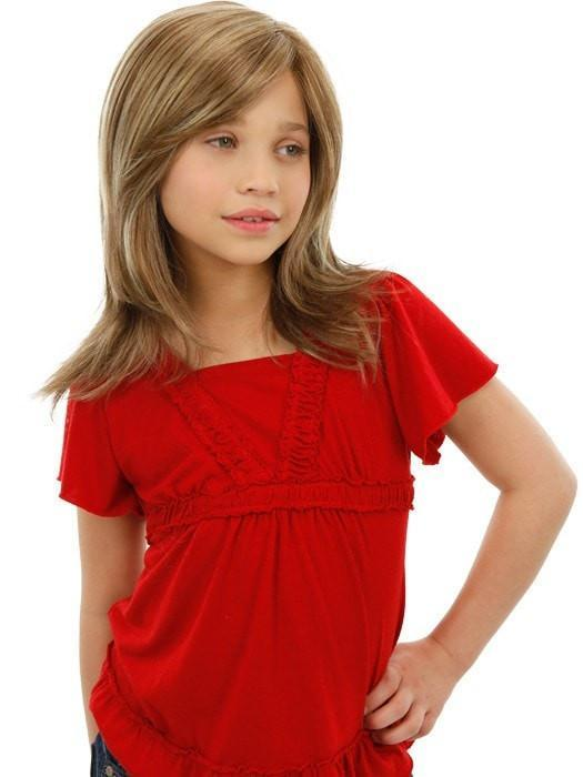 Ashley Childrens Petite | Synthetic Wig (Mono Crown)