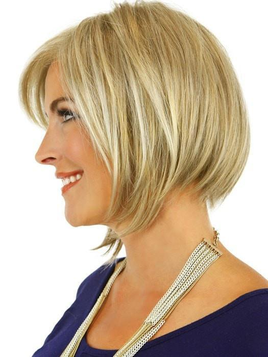VICTORIA by Jon Renau in 22F16 BLACK TIE BLONDE | Light Ash Blonde and Light Natural Blonde Blend with Light Natural Blonde Nape
