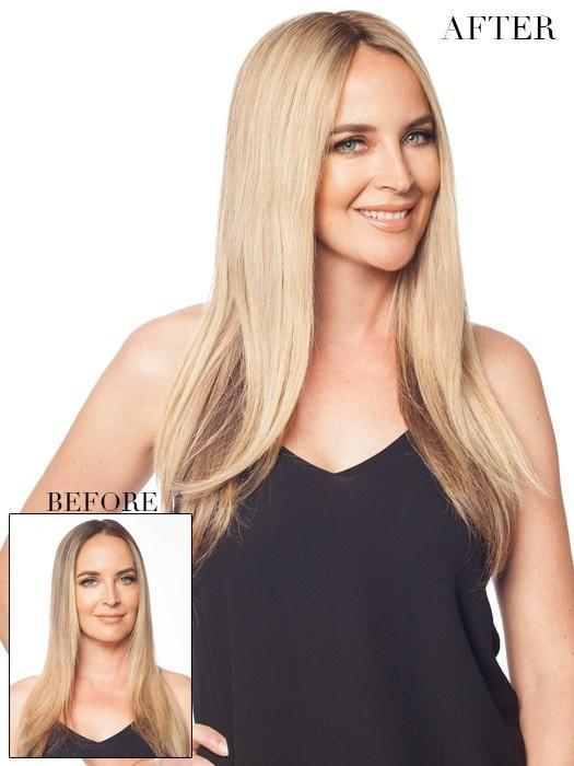 Wigs.com Exclusive | Model Before & After
