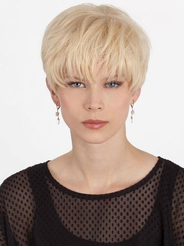 Crystal by Louis Ferre | Human Hair Wig (Mono Top) | 40% OFF