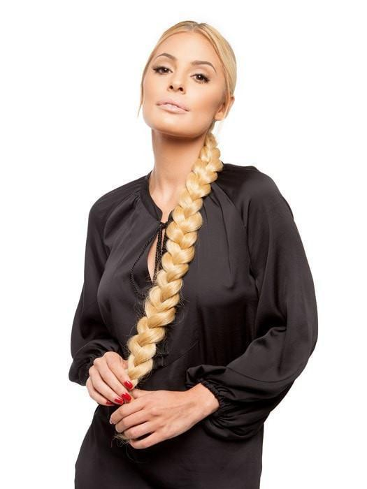 Super long braid is classic and high fashion | Color: 26G