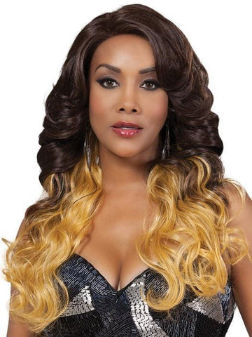 Melrose | HF Synthetic Lace Front Wig (Basic Cap) | 40% OFF