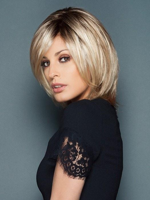 PLAY IT STRAIGHT by Raquel Welch in SS14/88 SHADED WHEAT | Dark Blonde Evenly Blended with Pale Blonde Highlights