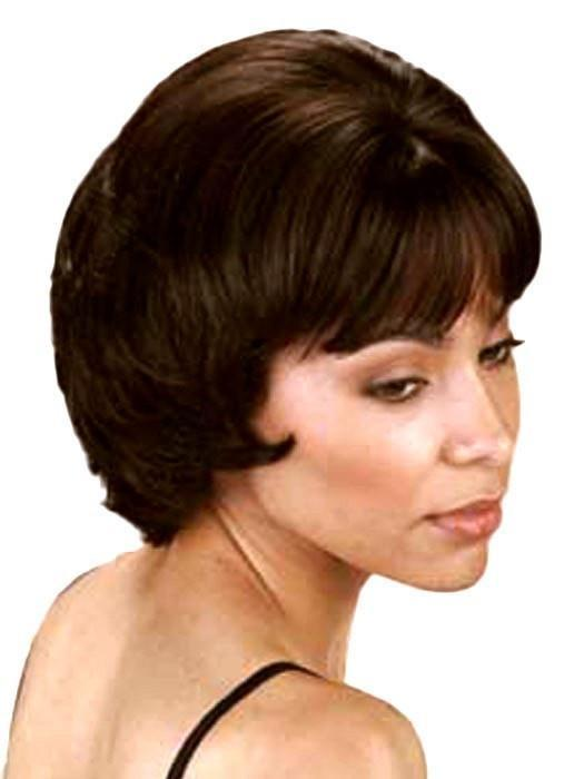 H-6410 Nina by Motown Tress | Human Hair Wig (Basic Cap) | CLOSEOUT