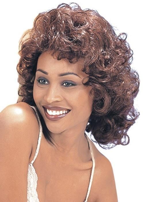 Molly by Motown Tress | Curly Human Hair Wig | CLOSEOUT