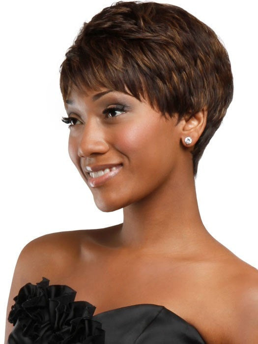 Color FS4/27 | Textured Pixie by Sherri Shepherd - NOW | LUXHAIR