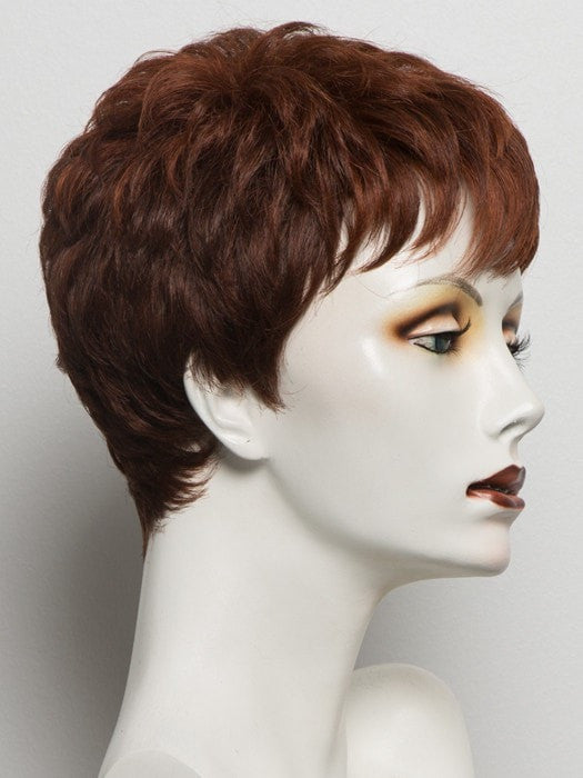 Color 3T-4-613 | Textured Pixie by Sherri Shepherd - NOW | LUXHAIR