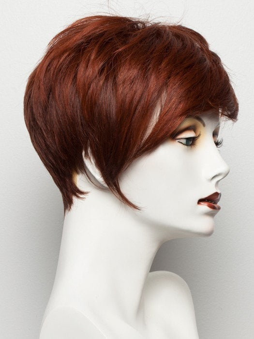 Color DA021=Copper Red & Medium Auburn