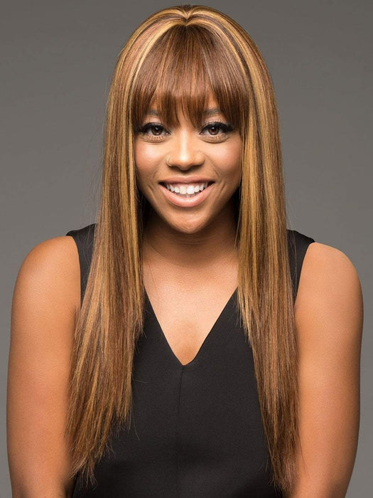 African American Human Hair Wig by VIVICA FOX in P4/27/30