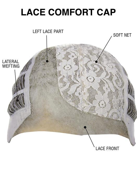 Cap Construction | Lace Comfort Cap