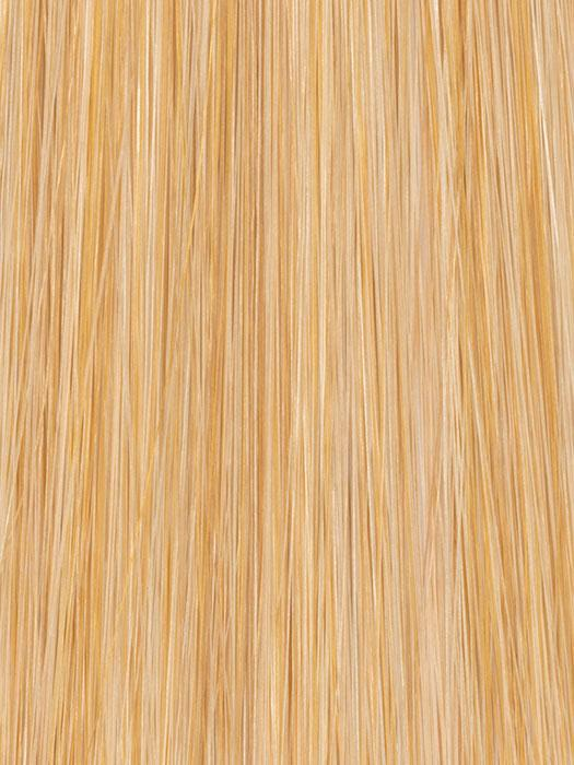 14016 HARVEST GOLD | Golden Blonde with minimal Strawberry Blonde Highlights