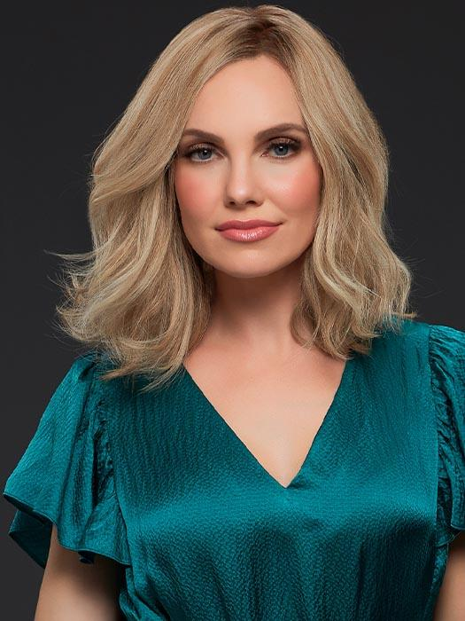 CARRIE Wig by JON RENAU in 12FS12 MALIBU BLONDE