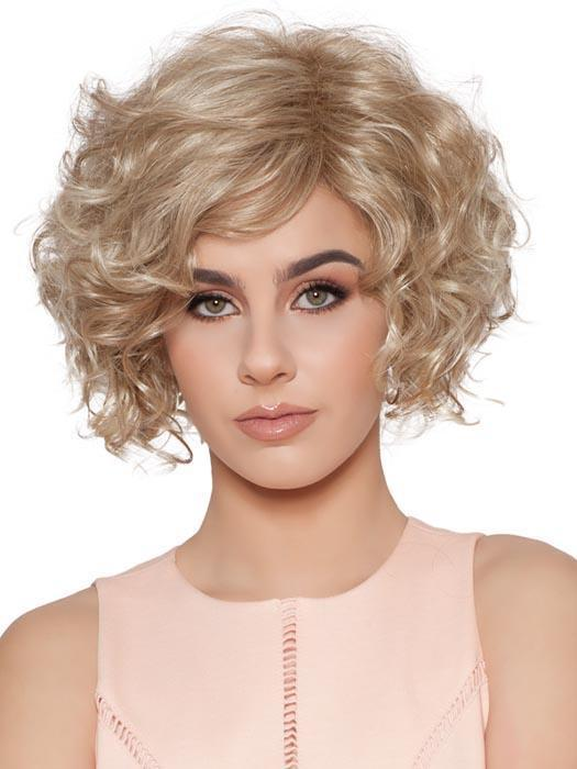 HEIDI by WIG PRO in 14-88A | Honey Blonde blended with Neutral Blonde