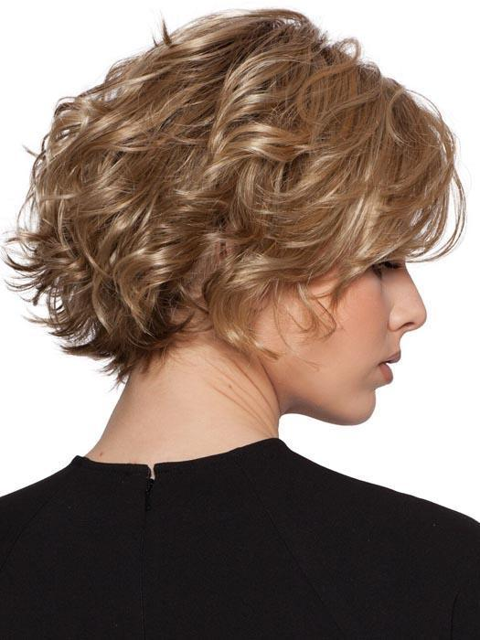 The pre-styled, ready to wear is designed to look and feel like natural hair