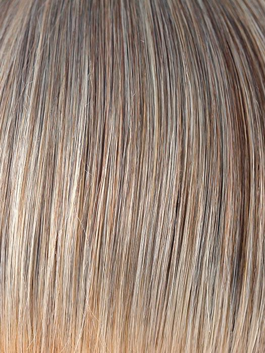 FROSTI-BLONDE | Platinum blonde and light ash brown 50/50 blend