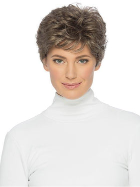 PETITE KATE by ESTETICA in R38 | Medium Brown w/25% Grey