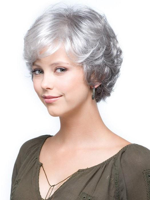Emma by Rene of Paris | Gray Wig | CLOSEOUT