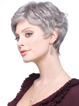 Alyssa by Rene of Paris / Amore : Left Profile | Color 51B