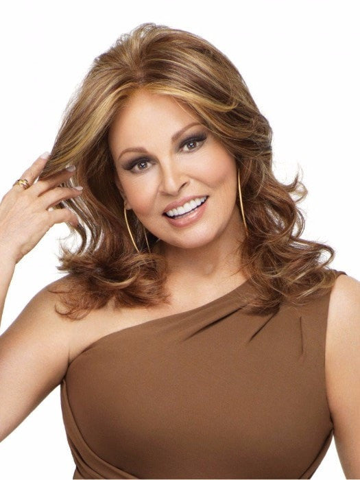 Color RL31/29 = Fiery Copper: Copper w/ Gold Highlights | Leading Lady by Raquel Welch