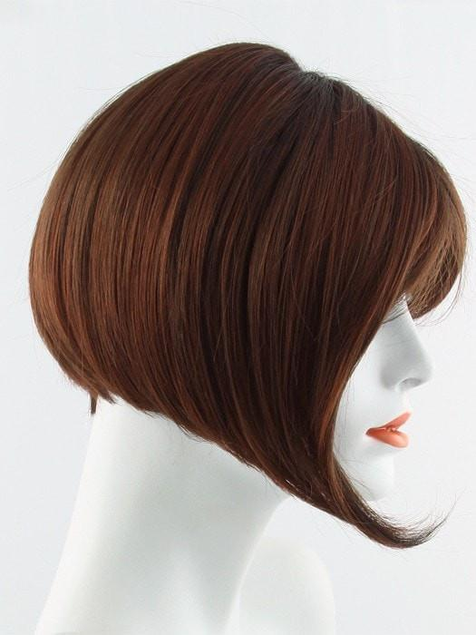 SS130 SHADED COPPER | Bright Reddish Brown with Subtle Copper Highlights and Dark Roots