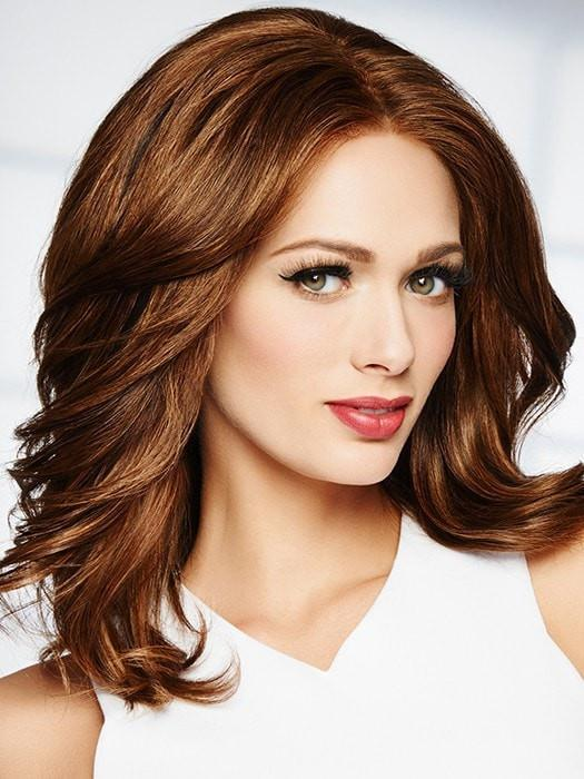 Bravo by Raquel Welch | Human Hair Lace Front Wig