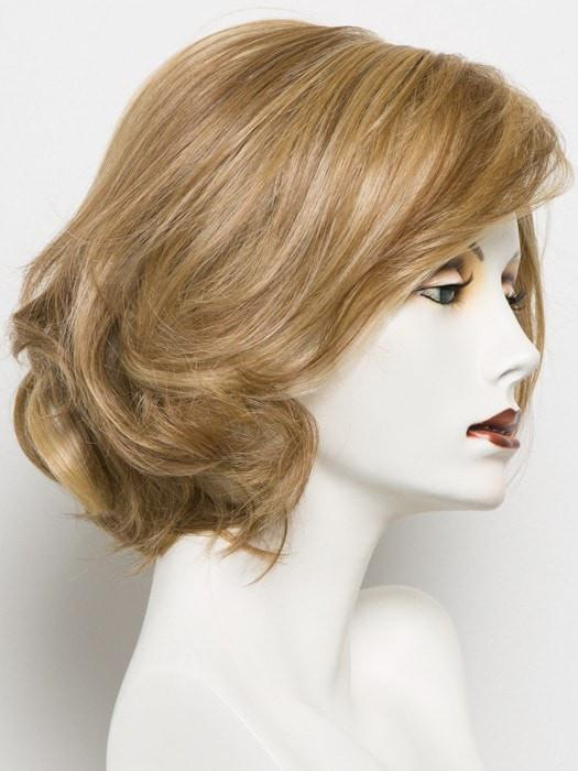 RL14/25 HONEY GINGER | Dark Blonde Evenly Blended with Medium Golden BlondE