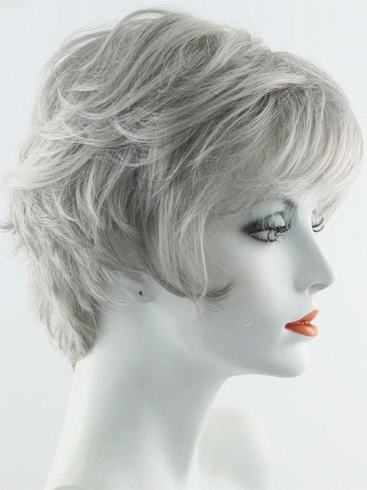 R56/60 | SILVER MIST | Lightest Gray with 20% Medium Brown Evenly Blended with Pure White
