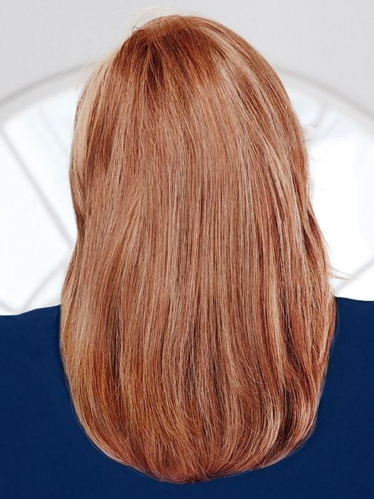 Precision cut, long straight layers translate into the ultimate in beautifully blended, natural movement