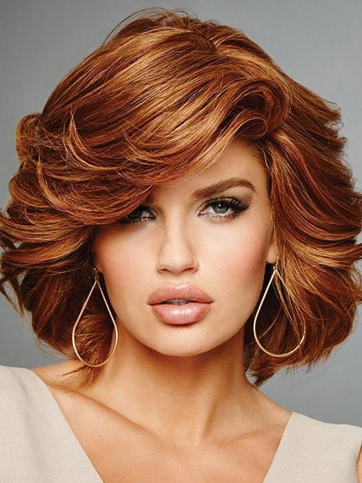 HOLLYWOOD & DIVINE by Raquel Welch | Certified Remy Human Hair Wig with Lace Front and a 100% Hand-Tied cap