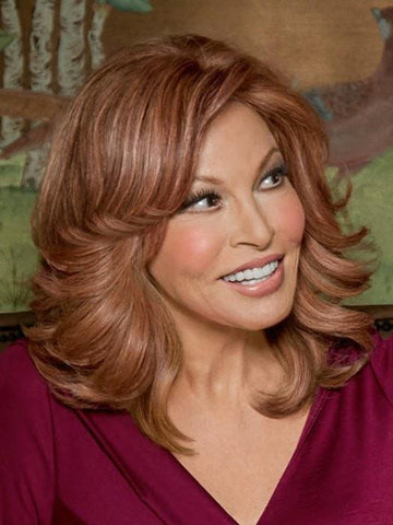 Indulgence by Raquel Welch | Remy Human Hair Topper (Hand-Tied Mono Top) | 40% OFF