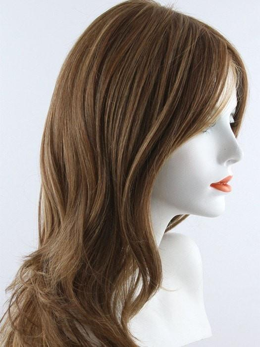 Color RL30/27 = Rusty Auburn: Pale red with warm blonde highlights | Limelight by Raquel Welch