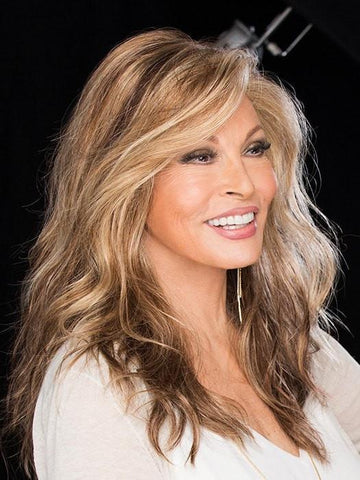 Longing for Long by Raquel Welch | Lace Front & Mono Top | 40% OFF