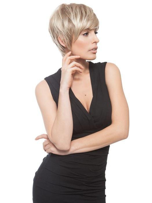On the Move is a no-fuss wig that you can wear right out of the box!
