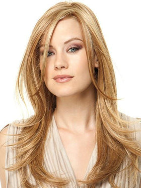 SCENE STEALER Wig by Raquel Welch in RL14/25 HONEY GINGER | Dark Blonde Evenly Blended with Medium Golden Blonde