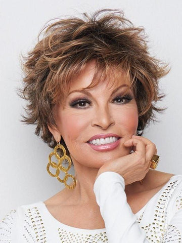 Chameleon by Raquel Welch | Hairpiece with Mono Front | 40% OFF