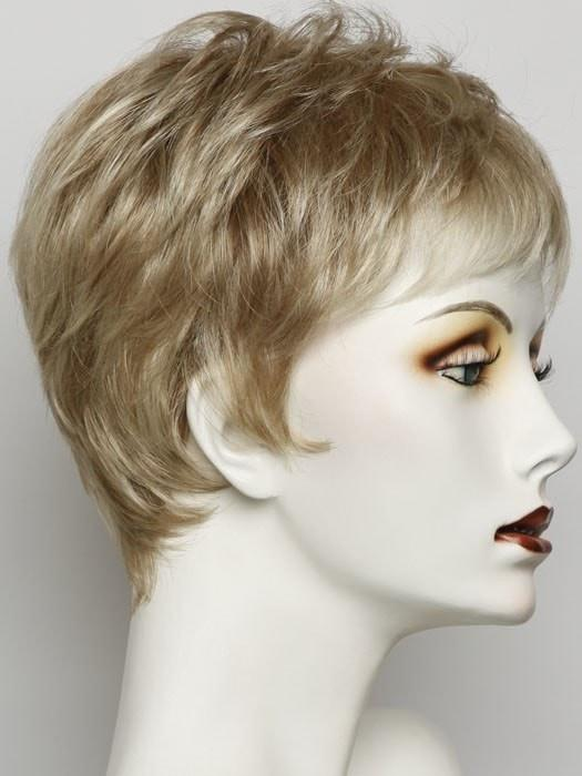 R14/88H | GOLDEN WHEAT | Dark Blonde Evenly Blended with Pale Blonde Highlights