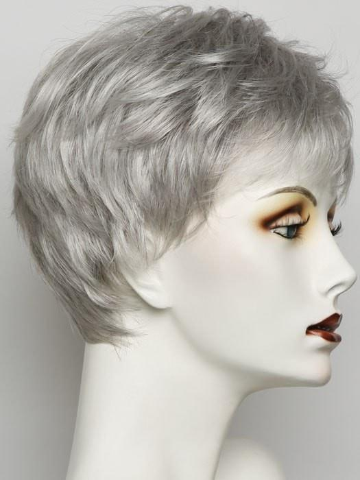 R56/60 | SILVER MIST | Light Grey W/20% Medium Brown & Pure White Blend
