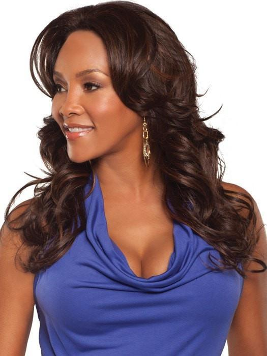 Britney by Vivica Fox  | HF Lace Front (Basic Cap)